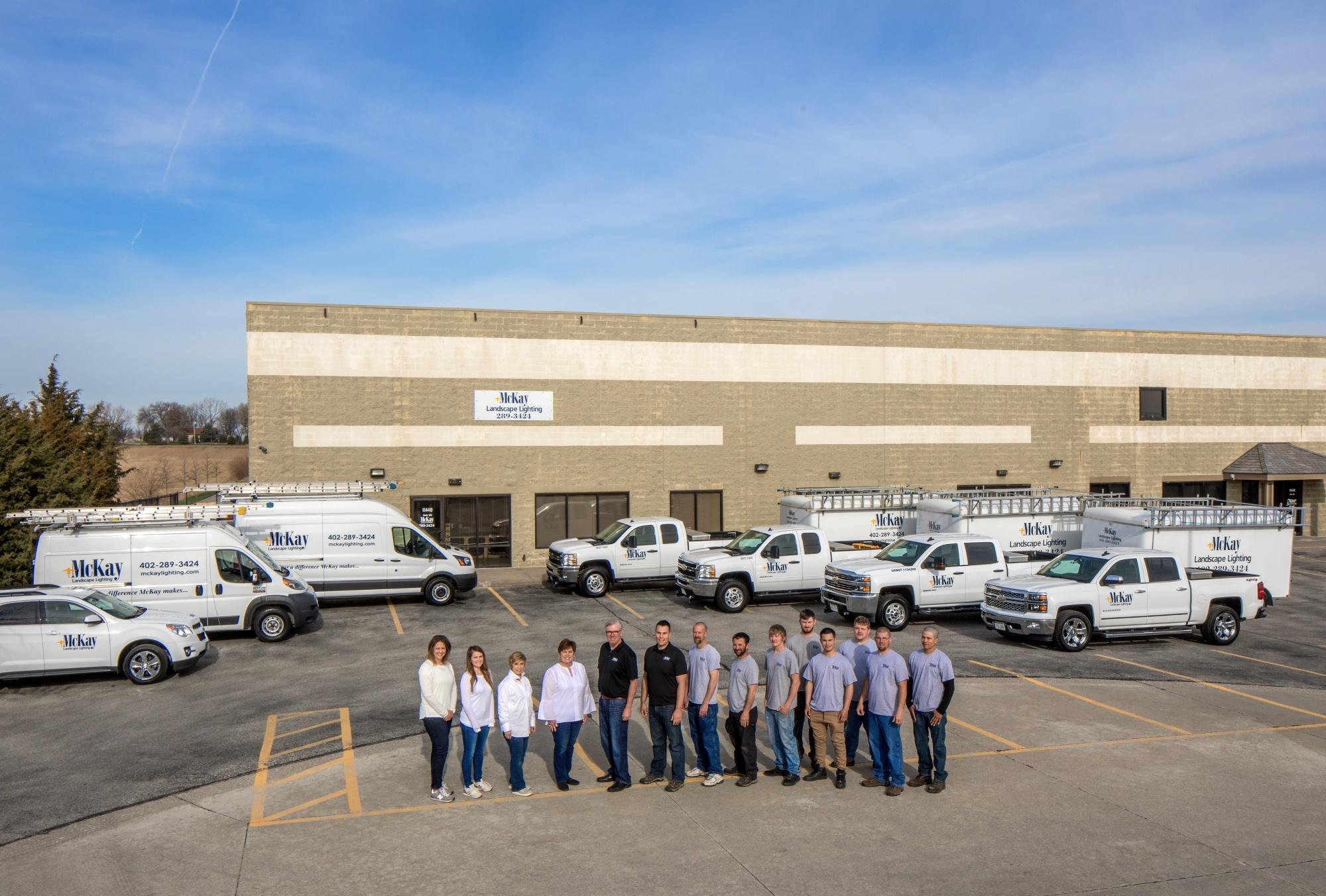 Meet Our Team Of Outdoor Lighting Professionals Omaha Nebraska
