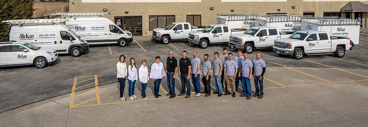 Meet Our Team of Outdoor Lighting Professionals | Omaha Nebraska