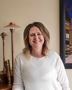 Meet Shannon, she helps out with a little bit of everything. From billing to distribution and inventory. Click to learn more... | McKay Landscape Lighting, Omaha Nebraska