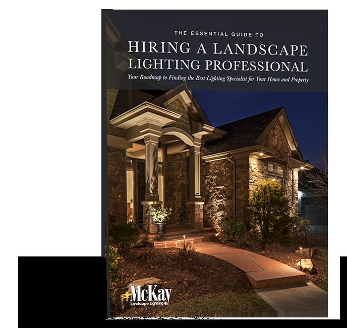 Hiring a professional outdoor landscape lighting company omaha nebraska