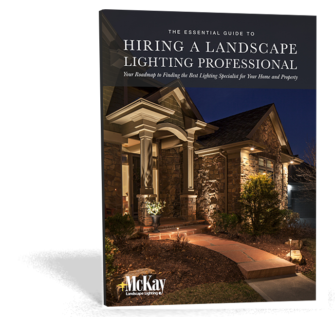 Hiring a professional outdoor landscape lighting company omaha nebraska