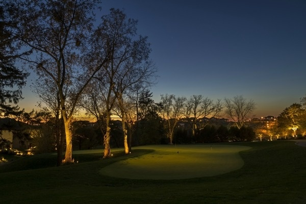 Golf Course Outdoor Lighting