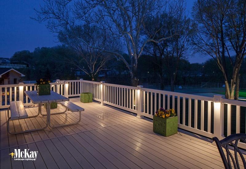 outdoor deck lighting - Outdoor Lighting Design Ideas