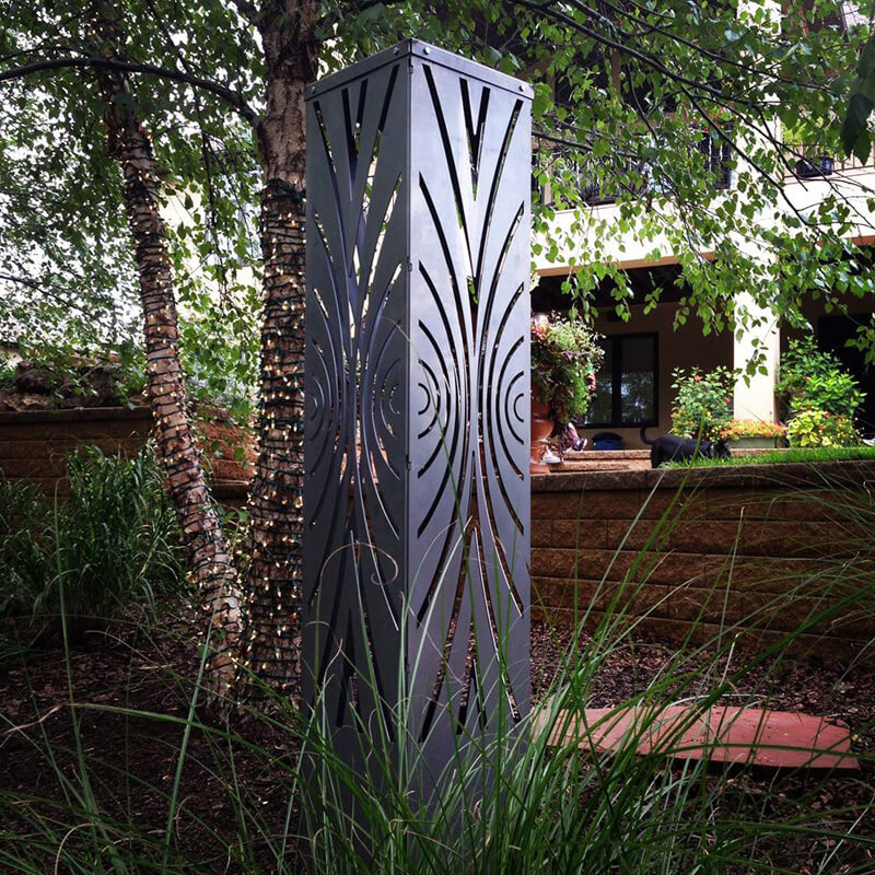 why we love decorative light bollards (and you should, too!)