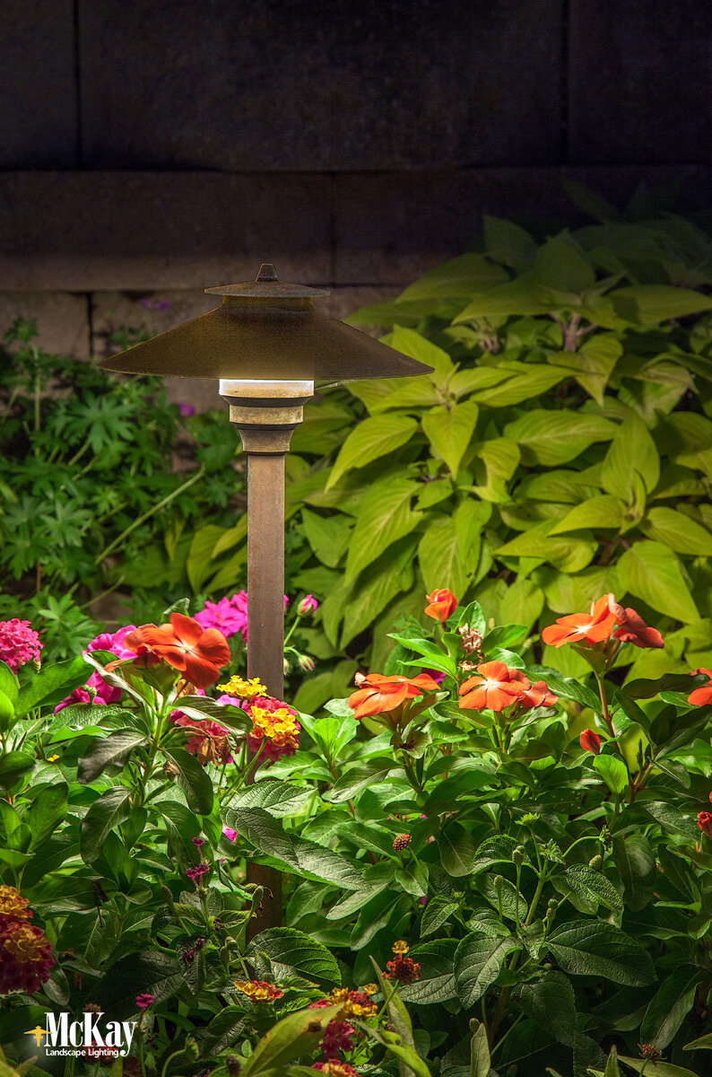 Choosing a Material for Your Outdoor Landscape Lighting Fixtures. Learn more. | McKay Landscape Lighting - Omaha, Nebraska