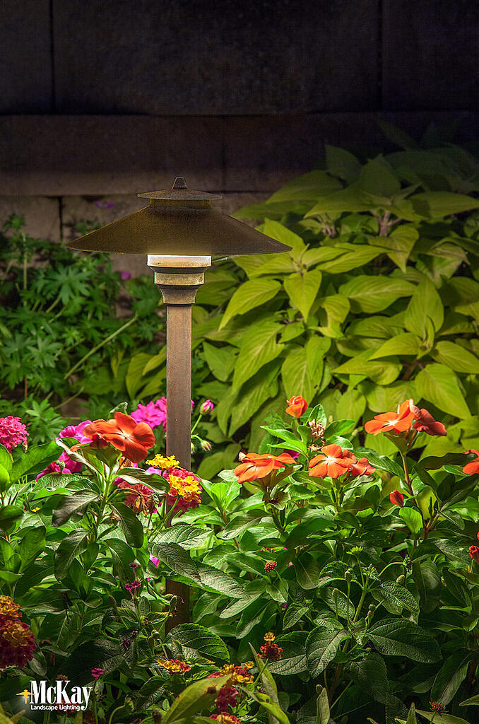 Selecting a Material for Your Outdoor Lighting Fixtures