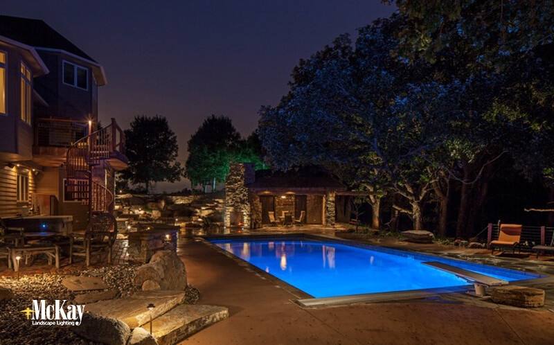 Lighting for Pool Safety