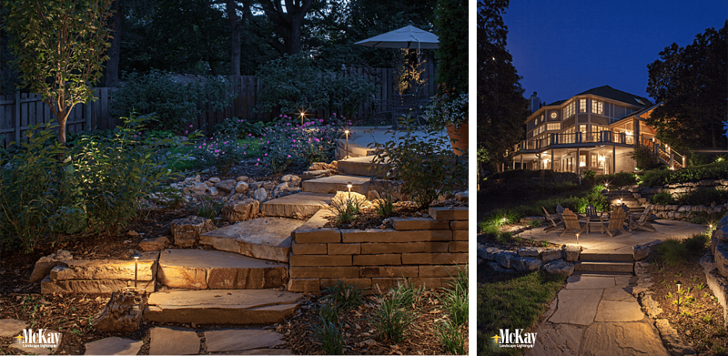 Path Lighting for Walkways, Paths, and Steps