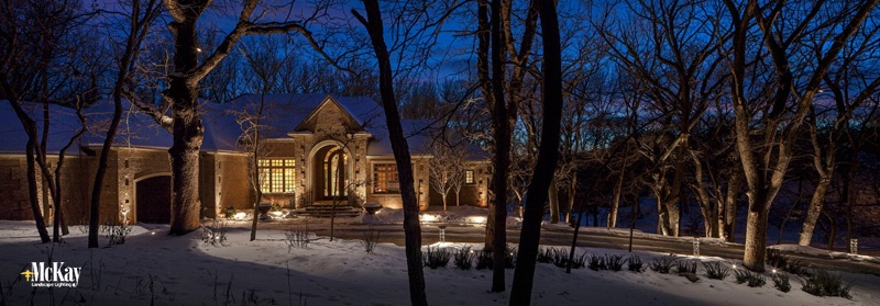 Home Security Lighting Omaha Nebraska