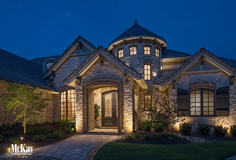 wonderful tudor outdoor lighting