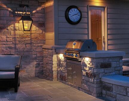 Patio lighting enjoy outdoor living after sunset for Another name for balcony