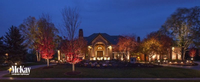 Create Nighttime Curb Appeal with Outdoor Landscape Lighting