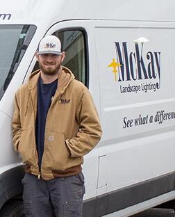 Landscape Lighting Service Manager Omaha Nebraska