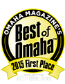 BEST OF OMAHA 2015 FIRST PLACE – BEST OF LANDSCAPE LIGHTING