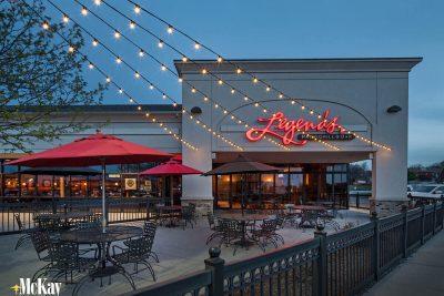 Restaurant Patio Lighting Omaha Nebraska