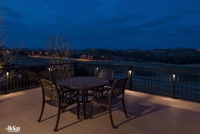 Omaha Deck and Patio Lighting
