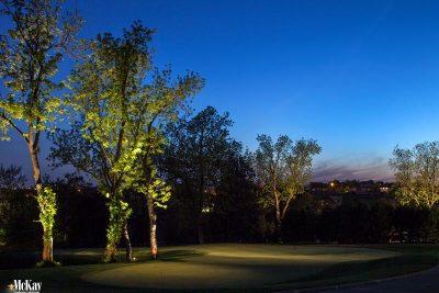 Golf Course Lighting Omaha