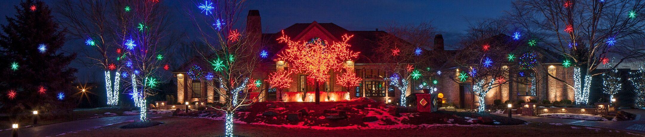 Event & Holiday Lighting