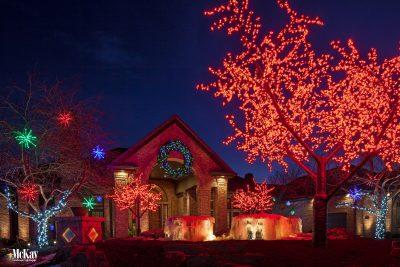 Holiday Lights Omaha