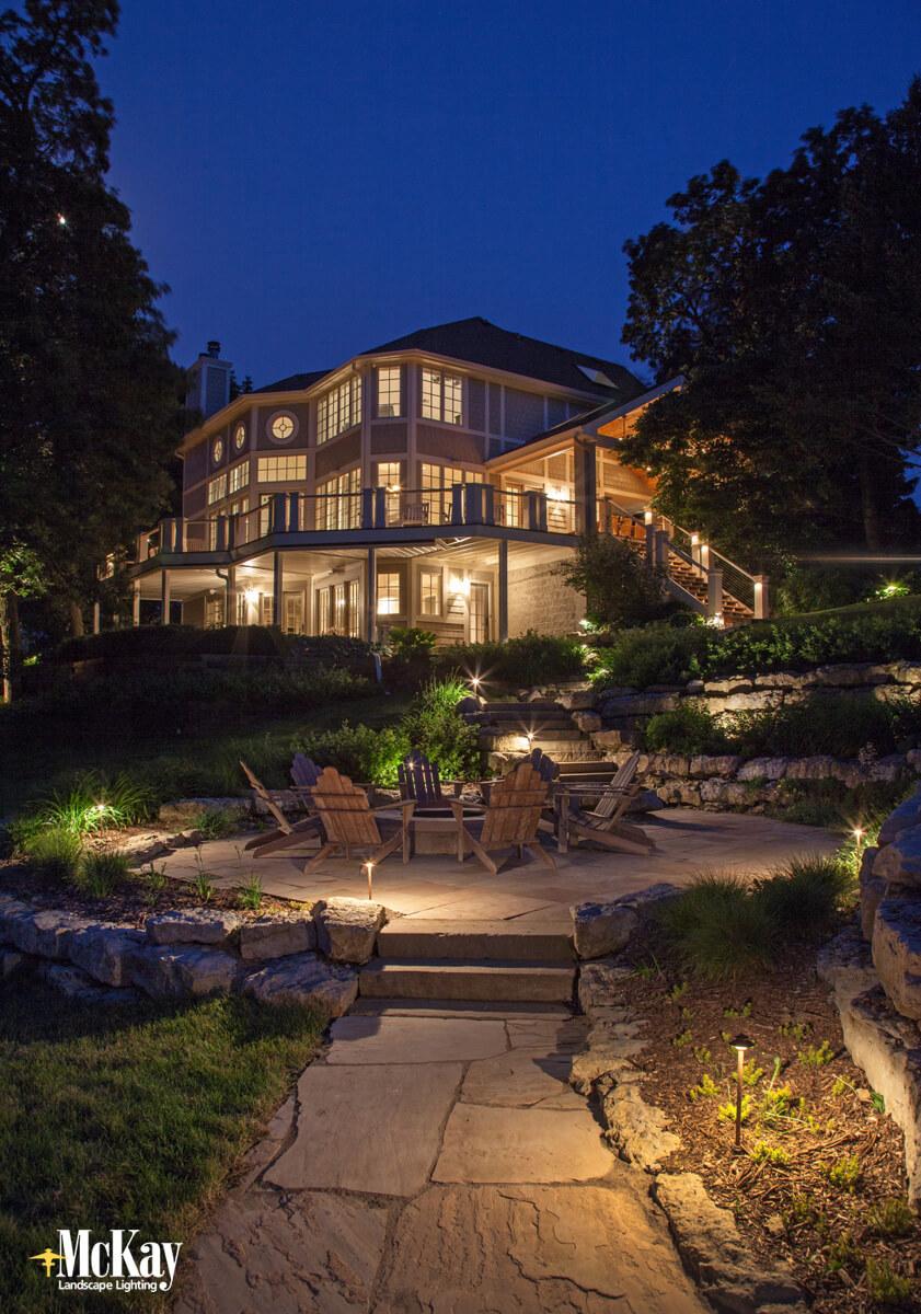 Lake-House-Lighting-Beaver-Lake-NE-McKay-Landscape-Lighting-