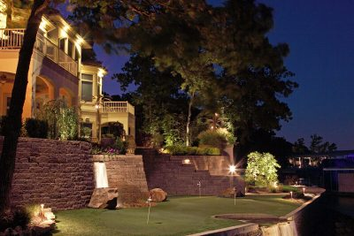 Landscape Lighting Lake of the Ozarks Missouri