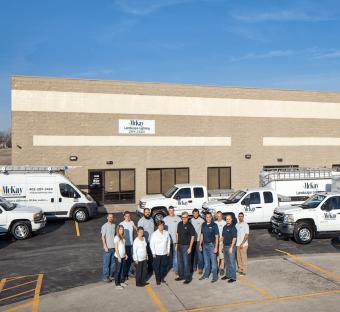 Outdoor Lighting Companies Omaha