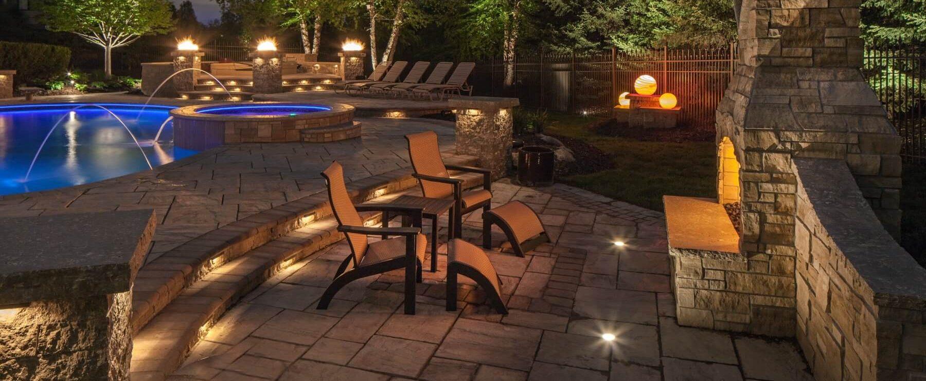 Outdoor Lighting Ideas Inspiration Mckay Landscape & Mckays Outdoor Furniture - Furniture Ideas