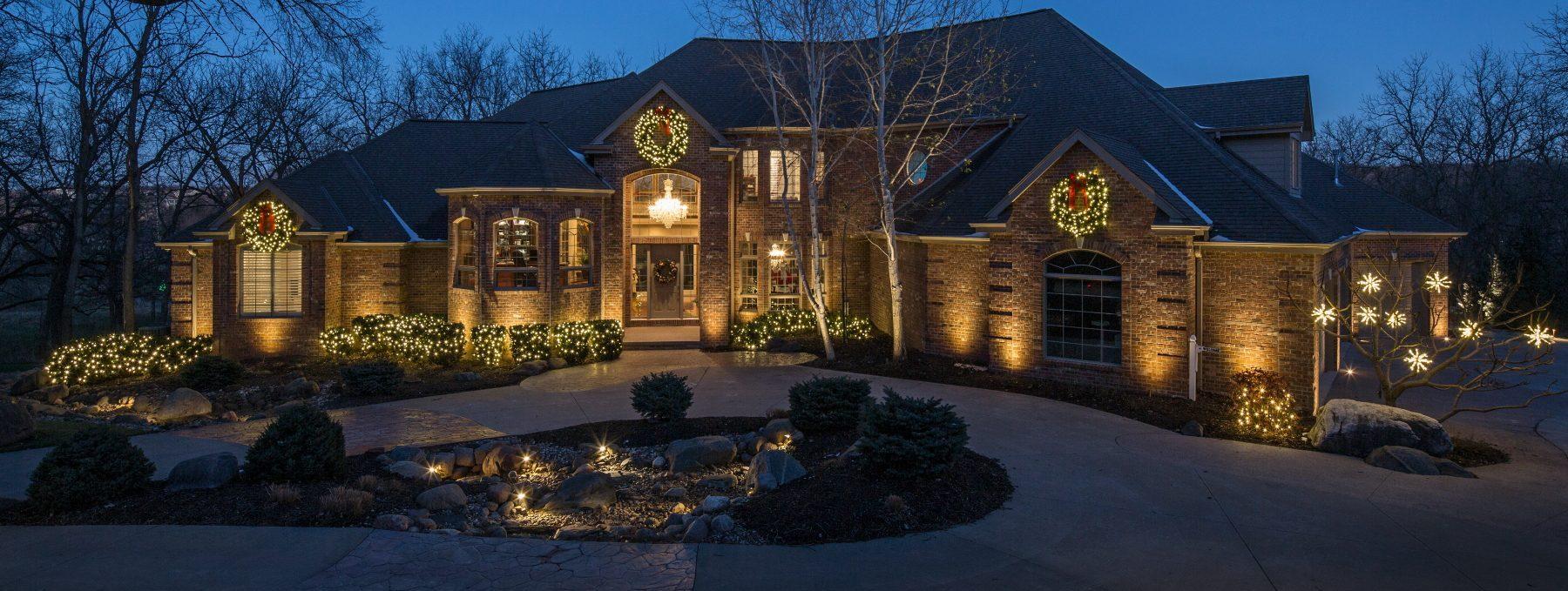 Christmas Lighting Omaha