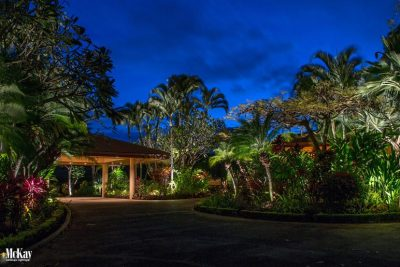 Vacation Home Lighting Maui Hawaii