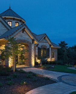 security outdoor lighting omaha ne mckay landscape lighting