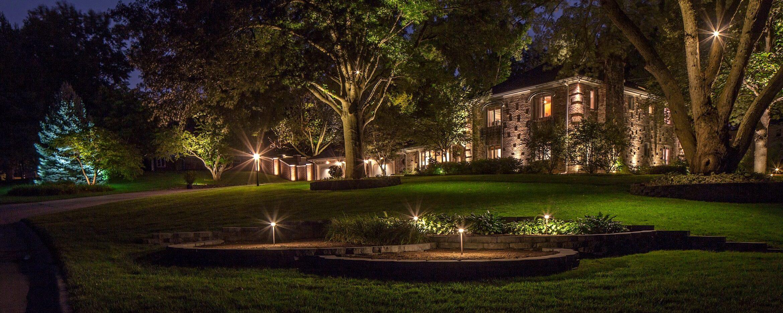 Residential Security Lighting Omaha Ne