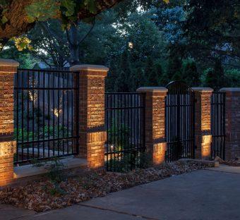 Outdoor Security Lighting Ideas Photos Omaha Nebraska
