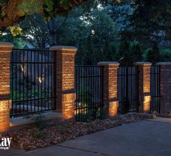 Outdoor Security Lighting Omaha NE