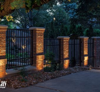 Outdoor Security Lighting Omaha NE