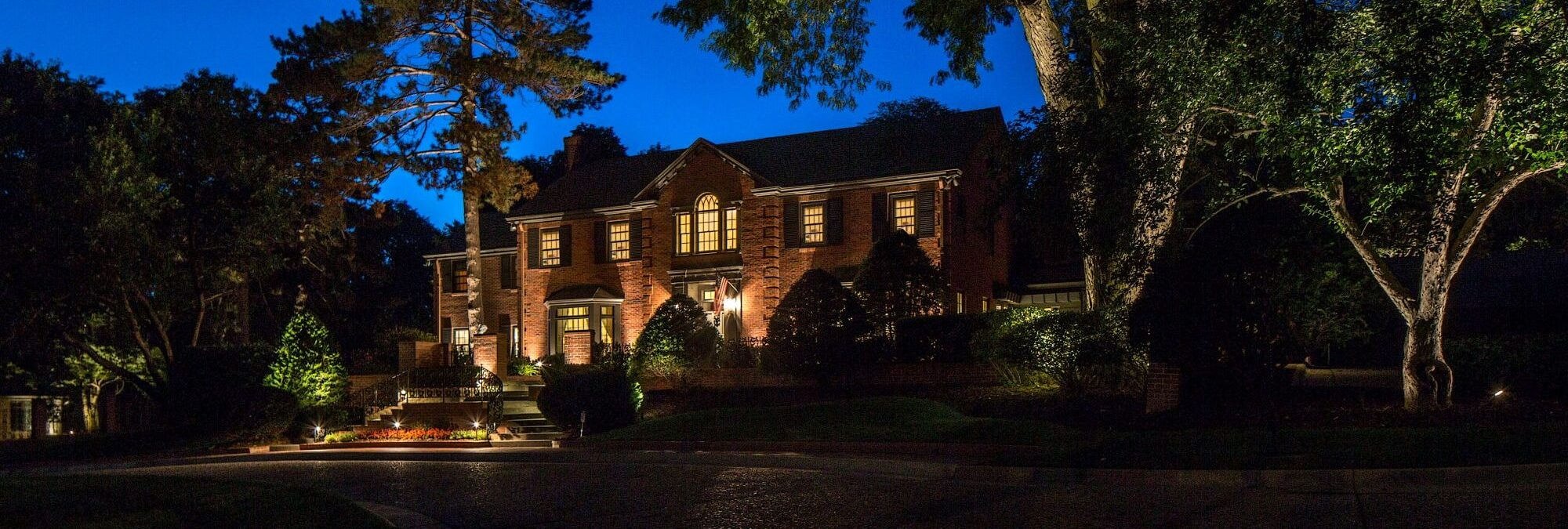 Residential Security Lighting Omaha NE