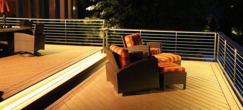 Deck & Stair Lighting Omaha