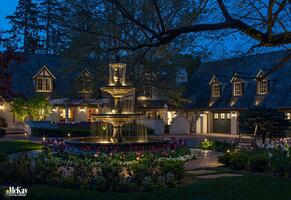 McKay Landscape Lighting featured in Omaha Home