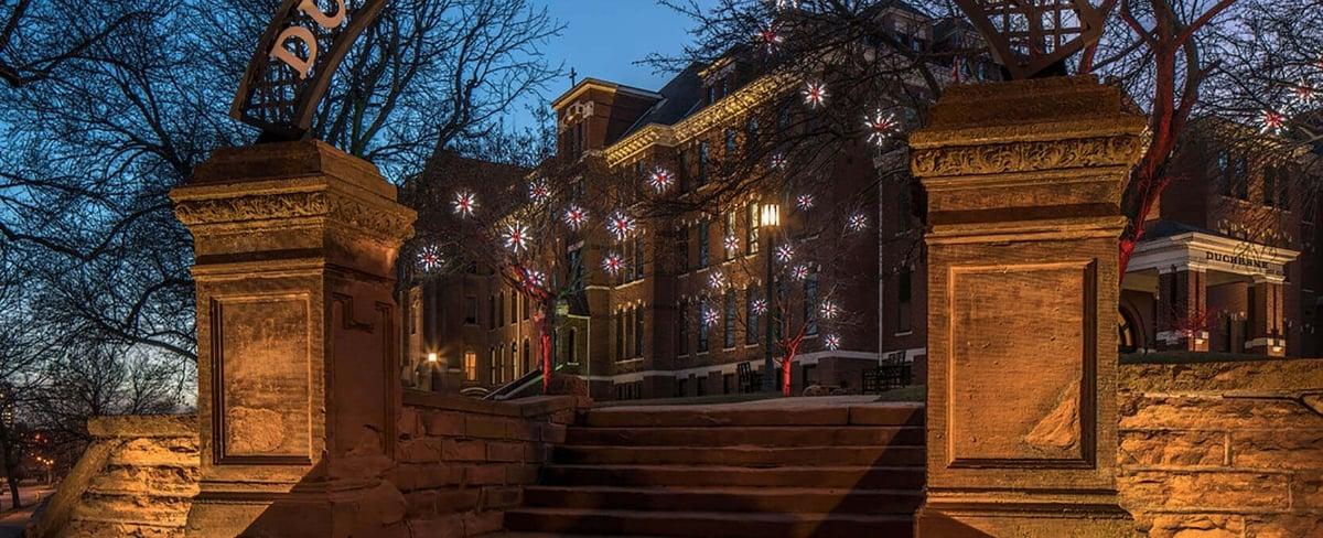 Commercial Holiday & Christmas Lights Omaha Nebraska
