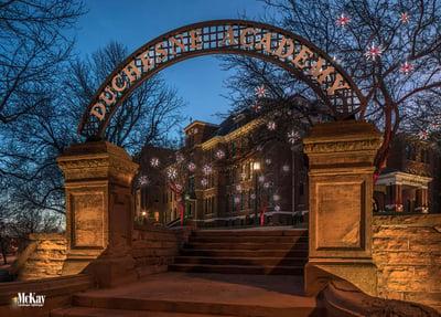 Commercial Holiday Lighting Omaha Nebraska