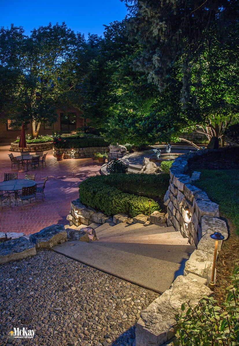 Tips for Hiring an Outdoor Lighting Company for Your Home or Property | McKay Landscape Lighting Omaha Nebraska
