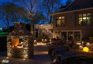 Outdoor Living Project Showcase: Lighting Delivers 'WOW Factor'