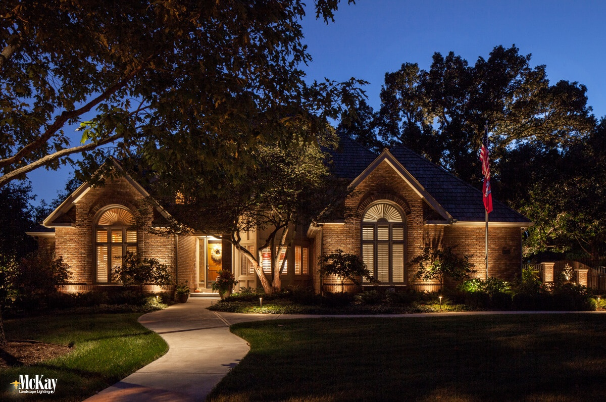 One easy way to tell if your timer correct is by looking outside to see if your landscape lights are on. If they are on and shouldn't be, it might set for the wrong time of day - go back to Step 3 and check the AM/PM hours on the dial... | McKay Landscape Lighting - Omaha Nebraska