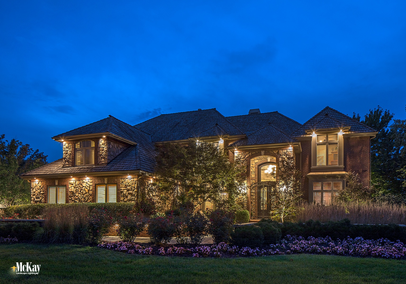 McKay Landscape Lighting receives Best of Houzz Design Award