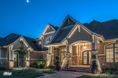 Outdoor Security Lighting Omaha Nebraska