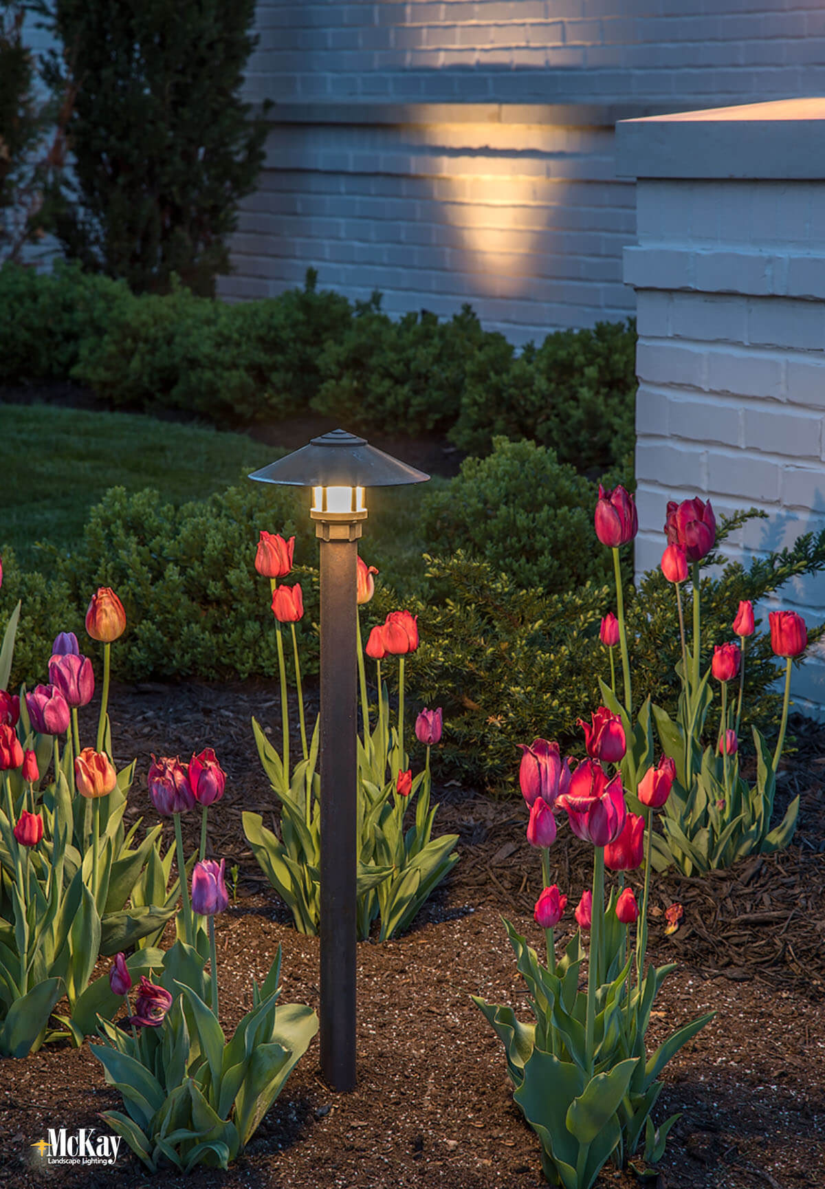 Selecting outdoor lighting fixtures made from high-quality materials will help you get the most out of your investment. Learn more about the different types... | McKay Landscape Lighting - Omaha, Nebraska