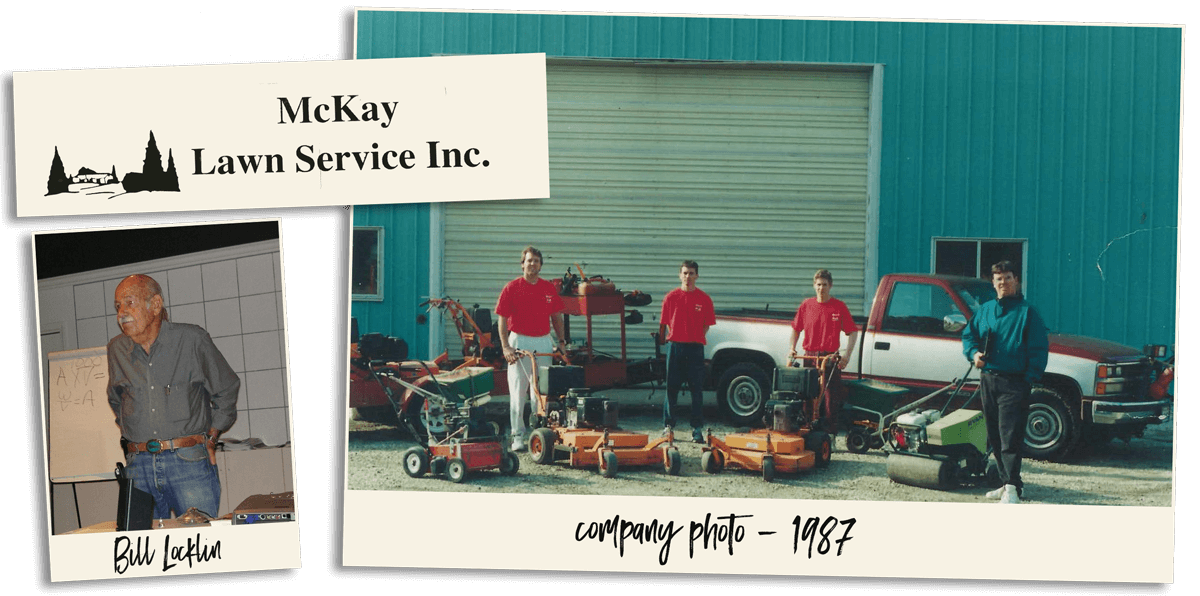 Jerry founded McKay Lawn Service after graduating college and moving back to Omaha in 1987. Click through to learn more about McKay Landscape Lighitng.