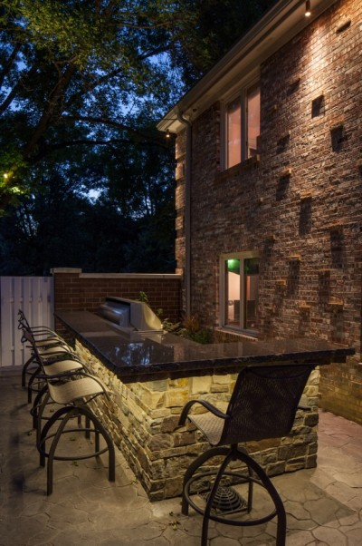 Outdoor Kitchen Series Part One Led Tape Light