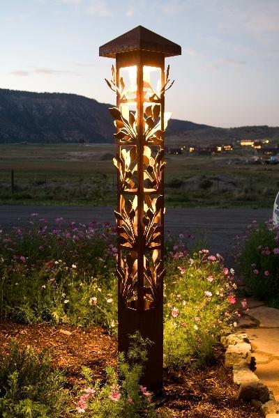 Specialty Lighting Spotlight  Lighted Sculptures