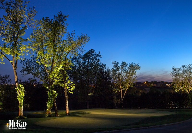 Golf Course Lighting Changing the Atmosphere for Evening + Dining Business & Outdoor Lighting Blog   McKay Landscape Lighting - Part 5   McKay ... azcodes.com