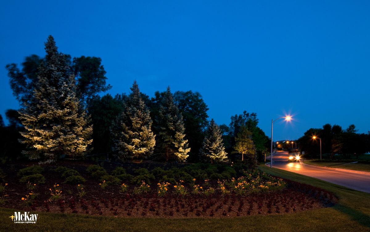 Ch&ions Run Commercial Landscape Lighting Omaha NE McKay Landscape Lighting & Neighborhood Entrance Lighting | McKay Landscape Lighting azcodes.com